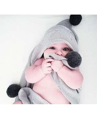Babydecken - verschiedene Farben
