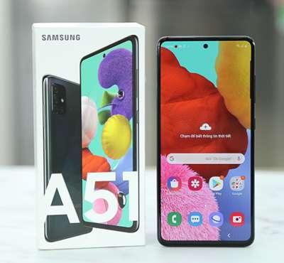 Samsung A51 mobileXpert