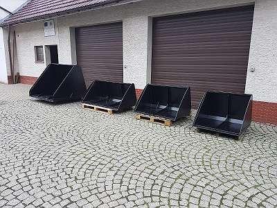 Staplerschaufel, robuste Kippschaufel, Schaufel NEU! 0,8-2,5m TOP