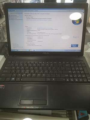 ASUS X54HY-SX032V 15.6 Zoll Black Versatile Performance Notebook