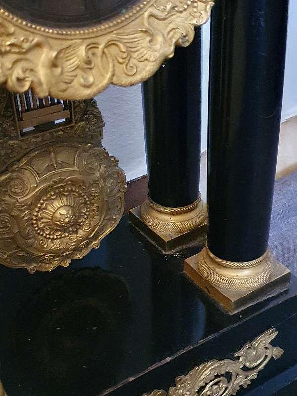 Detail Vergoldung