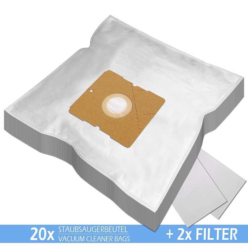 AFK BS 2000 W.1 K Staubsaugerbeutel (5er Pack) | Ersatzteile