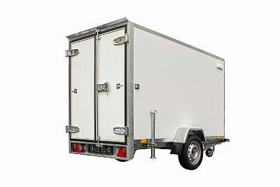 PKW Anhänger, Kofferanhänger BOX 3015 750kg