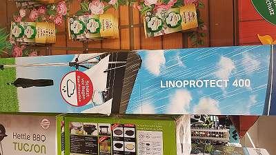 Leifheit Wäscheschirm Linoprotect 400