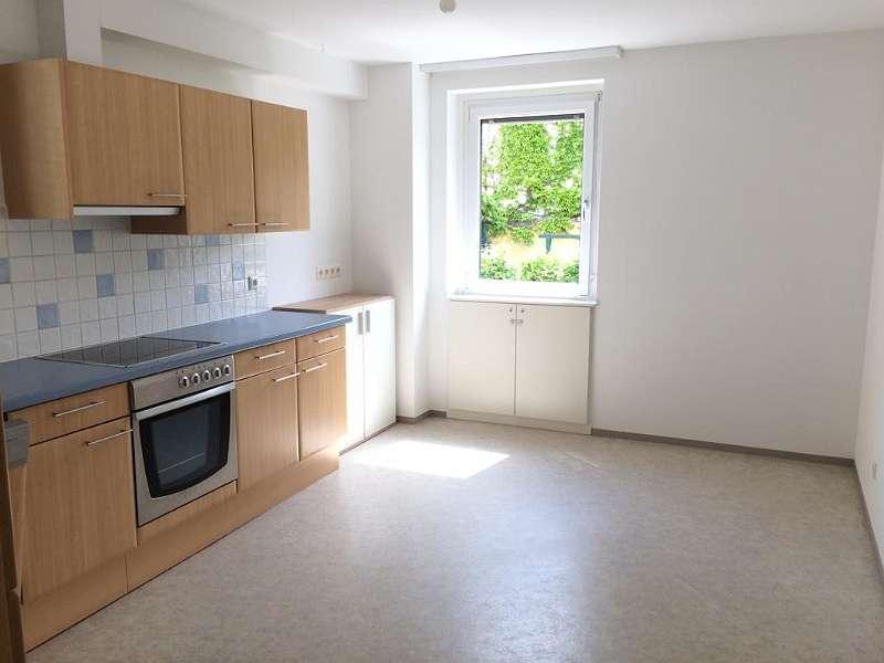 Sehr hübsche 2-Zimmerwohnung mit Terrasse und Garten!