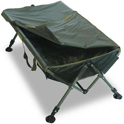 NGT Deluxe Easy Folding Carp Cradle with Knee Pad (404)