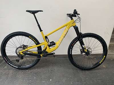 Santa Cruz Megatower Carbon XT-Kit Gr. L 2021