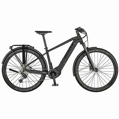 Scott Axis eRide 10 Men - 2021 - Bosch Performance CX mit 625Wh Akku