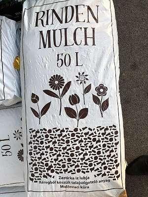 RINDENMULCH 50 Liter, Empfinger