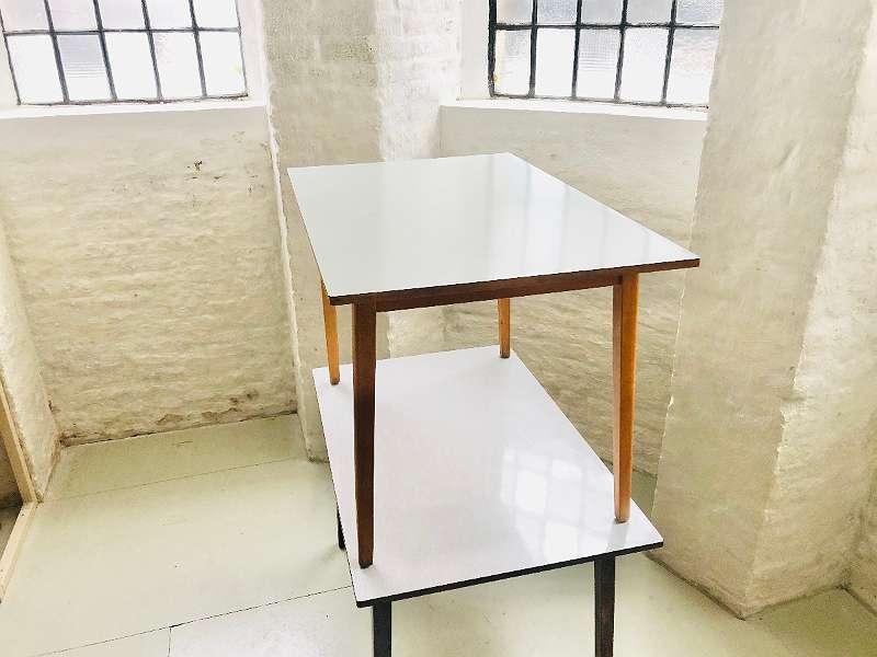 *INKL. GRATIS LIEFERUNG*! 25x Vintage *Wirtshaus Tische 1950*!