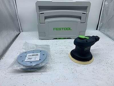 Neuwertig: Festool LEX2 150/7 Druckluft Exzenterschleifer