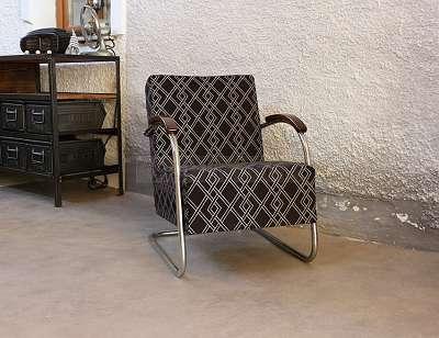 Mücke-Melder Sessel