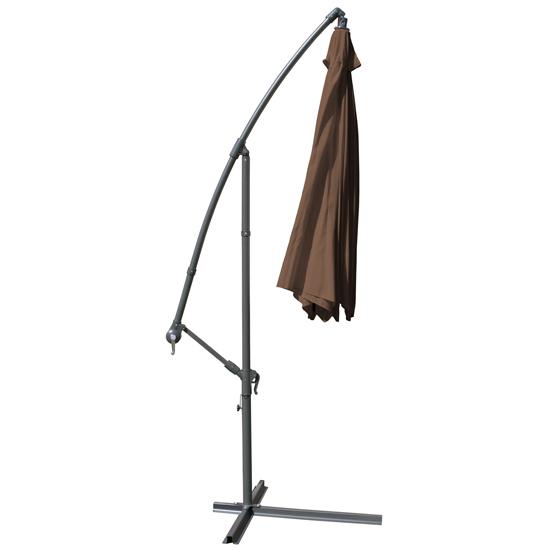 3 50m ampelschirm schirm sonnenschirm sonnenschutz braun 85 4882 oberwang willhaben. Black Bedroom Furniture Sets. Home Design Ideas