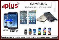 SAMSUNG GALAXY TOUCH / DISPLAY / LCD / GLAS AB ?49, ORIGINAL TEILE , MIT GARANTIE , PLUS MOBILE !