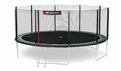 Gartentrampoline Trampoline Outdoor-Trampoline Fitness-Trampoline 490 cm , inkl. Sicherheitsnetz TOP-Angebot 525? (statt 550? UVP)