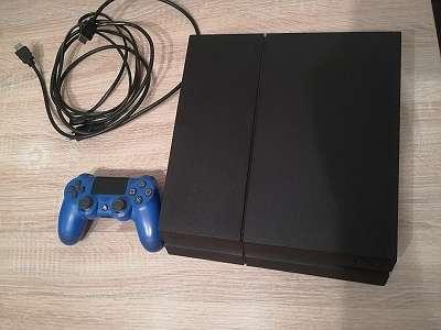 Sony PlayStation 4 1TB mit Controller und Game und Garantie