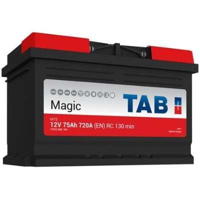TAB Autobatterie 12V 75Ah 720A
