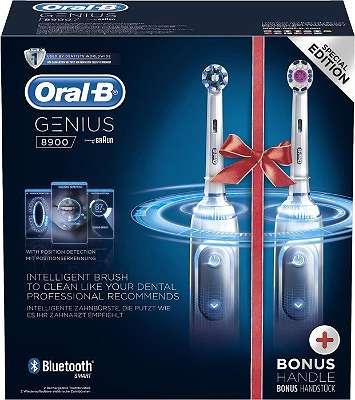 Oral-B Genius 8900 + 2. Handstück