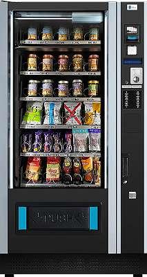 Verpflegungsautomat für Lieferküchen und Catering