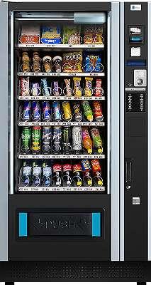Minibar-Automat / Hotel-Automat / Maxibar / Warenautomat