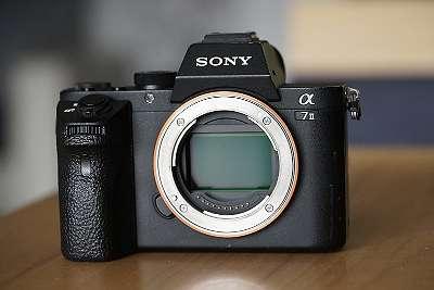 Vollformatkamera Sony Alpha 7 II (alpha 7 2) Body