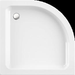 duschtasse badetasse duschwanne 80x80x15cm halbrund 77 1180 wien willhaben. Black Bedroom Furniture Sets. Home Design Ideas