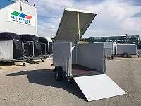 Universal- Motorradanhänger 750kg