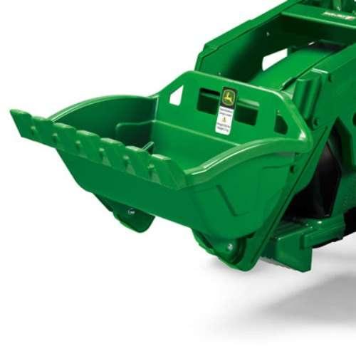 12v peg perego john deere ground loader kinder elektro traktor 329 4933 wildenau willhaben. Black Bedroom Furniture Sets. Home Design Ideas