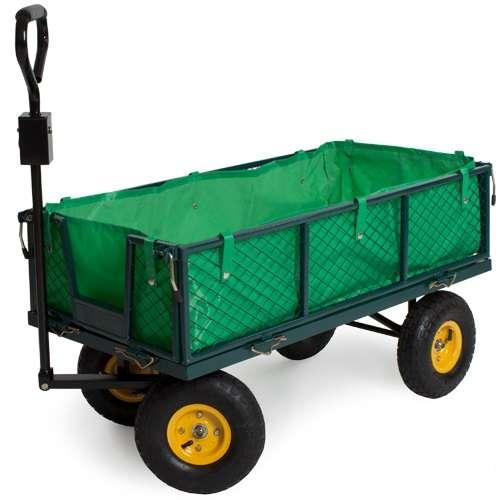Neu handwagen bis 350 kg gartenwagen bollerwagen for Carrello saliscale leroy merlin