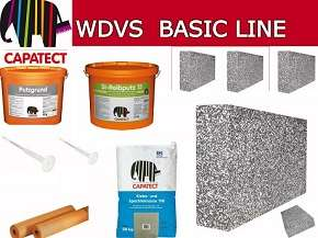 DÄMMUNG - Vollwärmeschutz, Fassadendämmung Komplett Paket ( Material & Arbeitsleistung mit Gerüst ab 53,10 ? / m² inkl. MwSt.