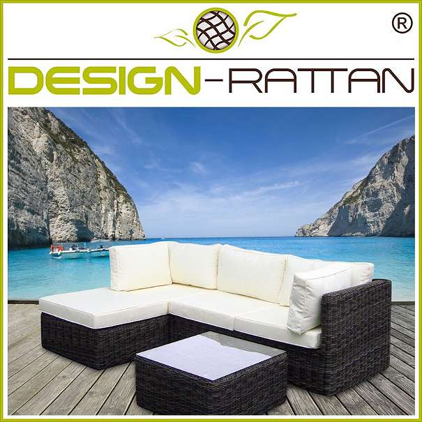 rattanlounge tempeh bali exklusiv 214x145cm rundrattan by design rattan 1010. Black Bedroom Furniture Sets. Home Design Ideas