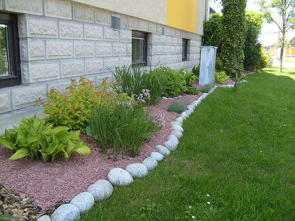 Cemwood gala deko stixx farbige gartengestaltung deko for Gartengestaltung deko