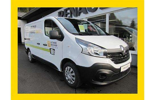 renault trafic l1h1 2 7t 1 6 energy twin turbo dci 120. Black Bedroom Furniture Sets. Home Design Ideas