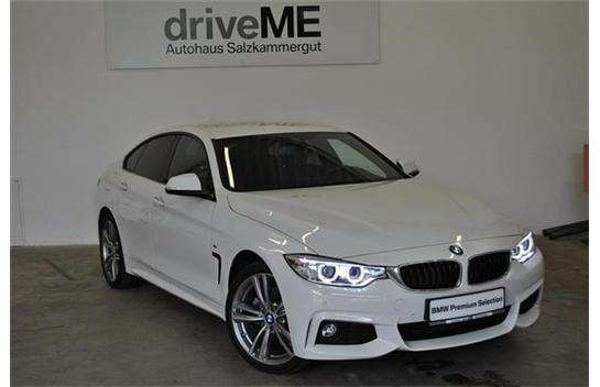 Bmw 4er reihe 428i xdrive gran coupe sterreich paket aut for Bmw 4er gran coupe m paket