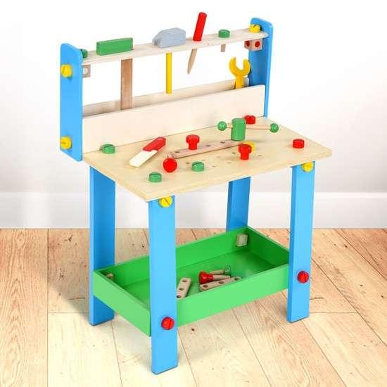 Aktion° Kinderwerkzeug Kinderwerkbank Kinder Werkstatt