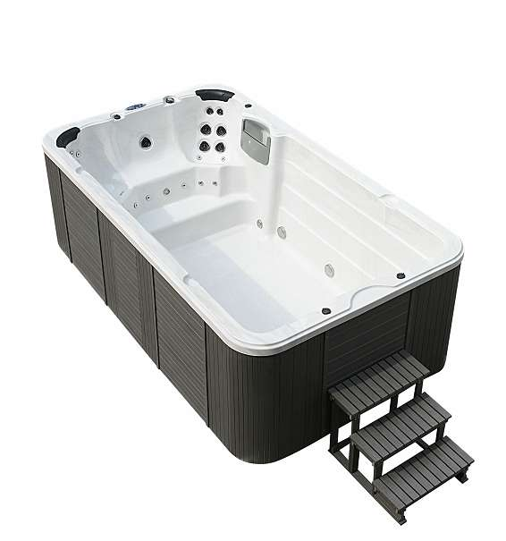 whirlpool outdoor jacuzzi personen american hwy. Black Bedroom Furniture Sets. Home Design Ideas