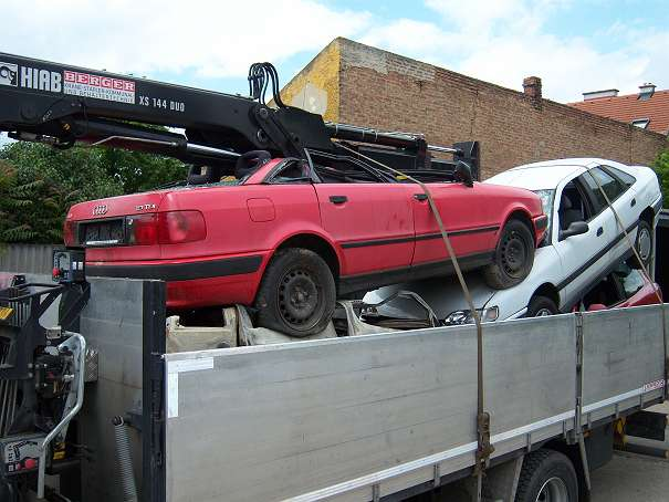 autoentsorgung gebrauchtfahrzeug 0664 301 42 94 9. Black Bedroom Furniture Sets. Home Design Ideas