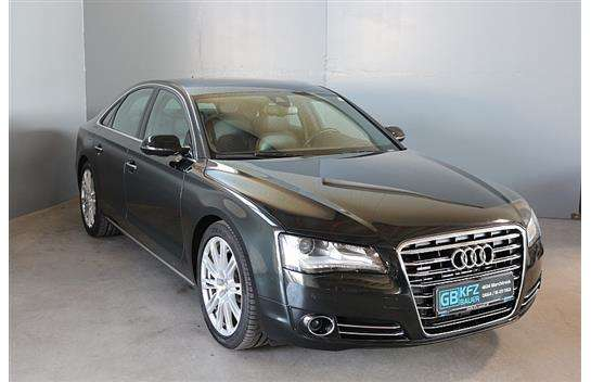 audi a8 d 39 occasion de 2010 138 000 km 38 990. Black Bedroom Furniture Sets. Home Design Ideas