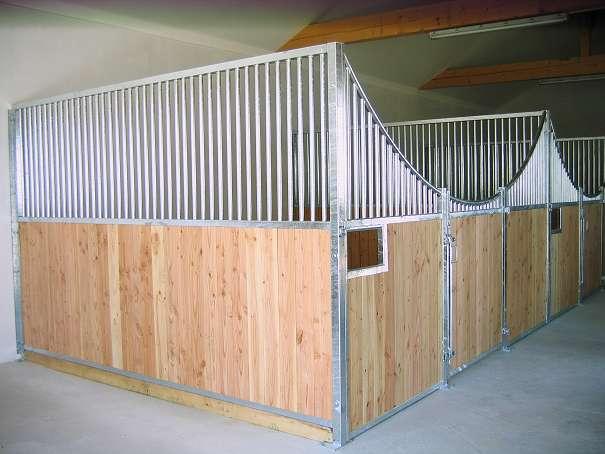 pferdeboxen stalleinrichtung trennwand zwischenwand 698. Black Bedroom Furniture Sets. Home Design Ideas