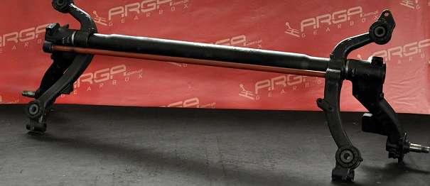 5 Jahre Garantie Peugeot Achse für 206 CC Hinterachse Achsträger