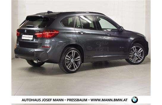 BMW X1 xDrive 25d M Sport Aut. SUV / Geländewagen, 2016, 12.000 km, € 44.990,- - willhaben
