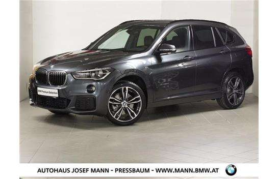 bmw x1 xdrive 25d m sport aut suv gel ndewagen 2016 km willhaben. Black Bedroom Furniture Sets. Home Design Ideas