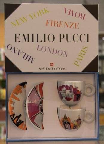 Cappuccino Emilio Pucci