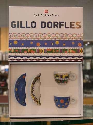 Espresso Gillo Dorfles