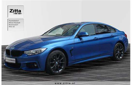 bmw 4er reihe 435d xdrive gran coupe m sport aut. Black Bedroom Furniture Sets. Home Design Ideas