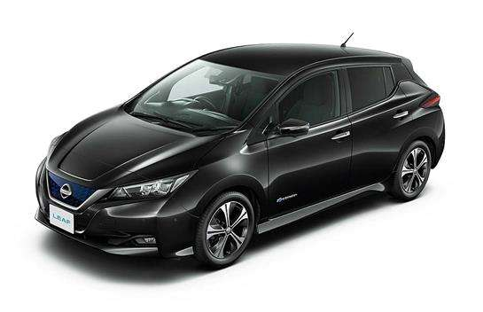 nissan leaf n connecta 40 kwh batterie limousine willhaben. Black Bedroom Furniture Sets. Home Design Ideas
