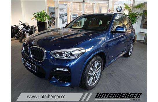 bmw x3 xdrive 20d m sport aut suv gel ndewagen willhaben. Black Bedroom Furniture Sets. Home Design Ideas