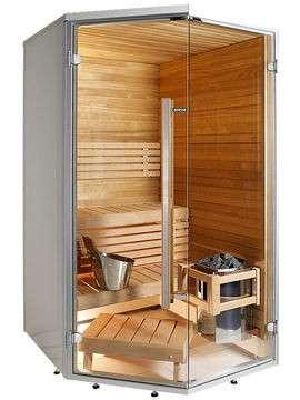 Fabulous Sauna Sirius SC1412K, 143x124x208 cm, 2 Personen, € 6.364,37 (2201 NG15