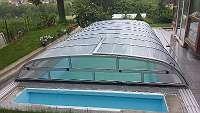 Poolüberdachung/ Schwimmbadüberdachungen