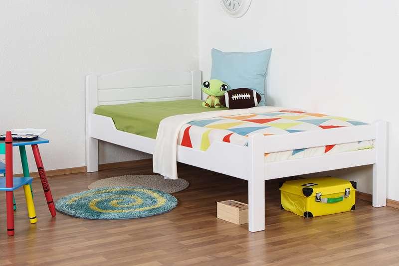 Kinderbett Jugendbett Easy Premium Line K1 Voll 90 X 190 Buche